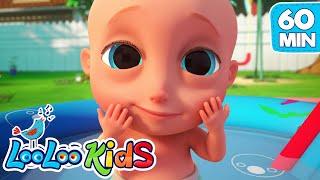 👶✋My Two Little Hands   LooLoo Kids Best EDUCATIONAL KIDS SONGS