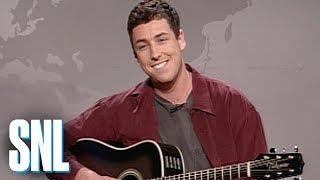 Happy (Almost) Every Holiday From Adam Sandler   SNL