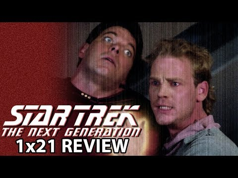 Star Trek The Next Generation Season 1 Episode 21 'Symbiosis' Review