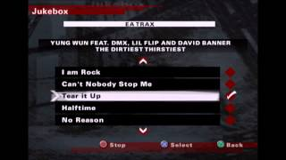Yung Wun feat. DMX, Lil' Flip and David Banner - Tear it Up (NFL Street 2 Edition)