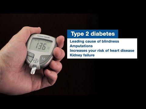 Diabetes mellitus 2. typu. recenze