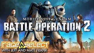 Mobile Suit Gundam: Battle Operation 2 - The Dojo (Let's Play)