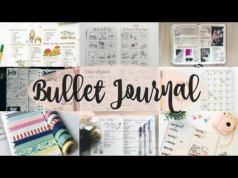 BULLET JOURNAL | Cos'è,A Cosa Serve,Come Organizzarlo!