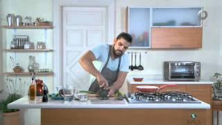 Tu cocina - Ensalada de brócoli, garbanzo y arúgula