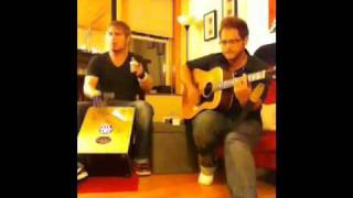 I Can't Lie-MAROON 5 (cover) by THE DOYLE BROTHERS