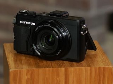 Olympus Stylus XZ-2 iHS pricey but doesn't disappoint