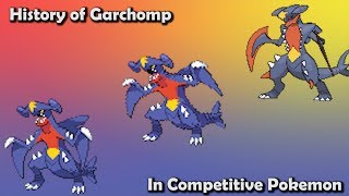 How GOOD was Garchomp ACTUALLY? - History of Garchomp in Competitive Pokemon (Gens 4-6)