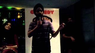 Comedy On The Big Mic Vol 17  Angad