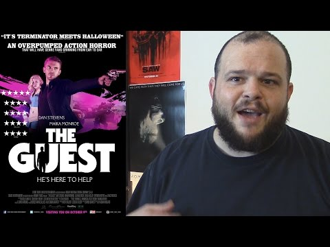 The Guest (2014) movie review thriller action