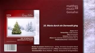 Maria durch ein Dornwald ging - instrumental (10/13) - CD: Die schönsten Weihnachtslieder (Vol. 2)