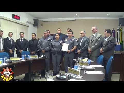 Câmara Municipal de Juquitiba faz Homenagem aos Policiais Militares