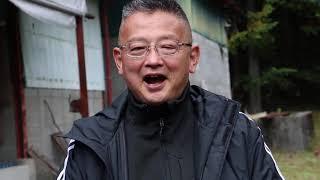 小沢隆先生(空手道禅道会 首席師範)挨拶 護身の集い 201021大鹿村