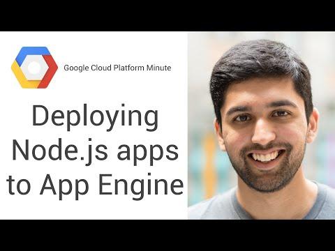 Google App Engine Introduces Node.js In Beta