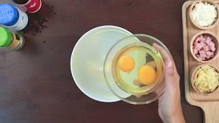 3 เมนูไข่ใช้ไมโครเวฟ ง่ายๆ ไว อร่อย