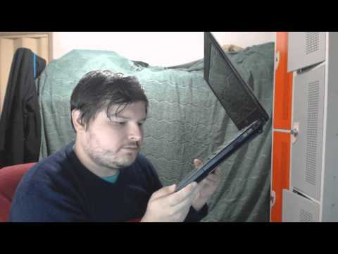Notebook Asus X45A # Unboxing
