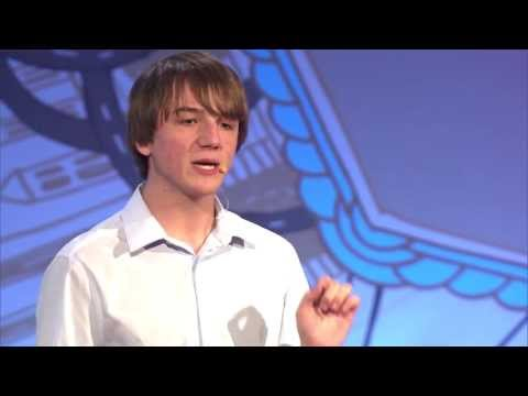 The Virtual Human Right: Jack Andraka at TEDxHousesofParliament