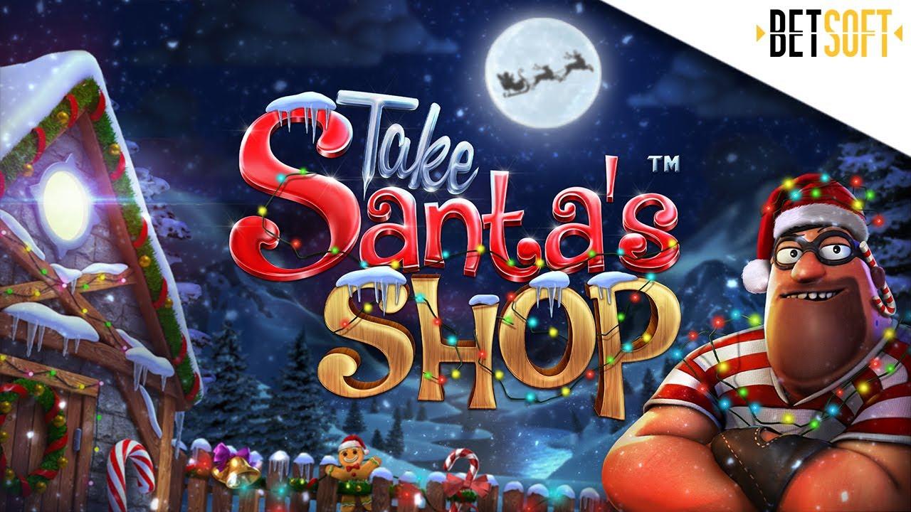 Take Santas Shop Gameplay Trailer
