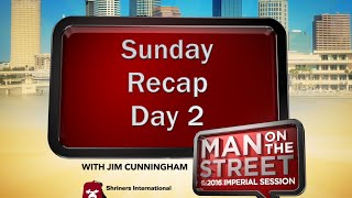 2016 Imperial Session: Man on the Street - Day 2