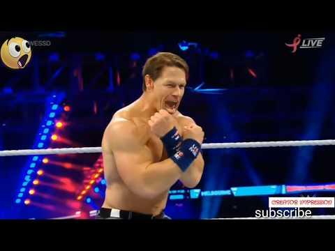John cena new finisher lightning fist Chinese move DOOMIEST