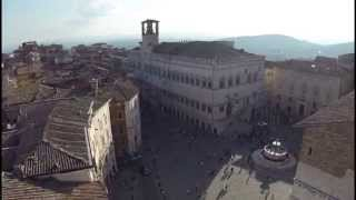 preview picture of video '#MiraViderePotes ~ Perugia vista dall'alto (2° video)'