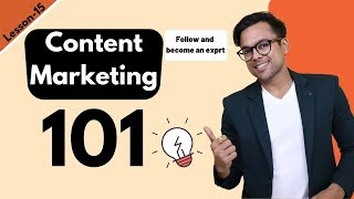Lesson-14: Content Marketing: Hidden tactics and strategies | Ankur Aggarwal