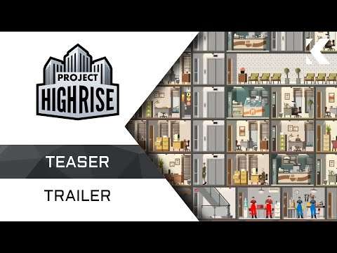 Project Highrise | Teaser Trailer thumbnail