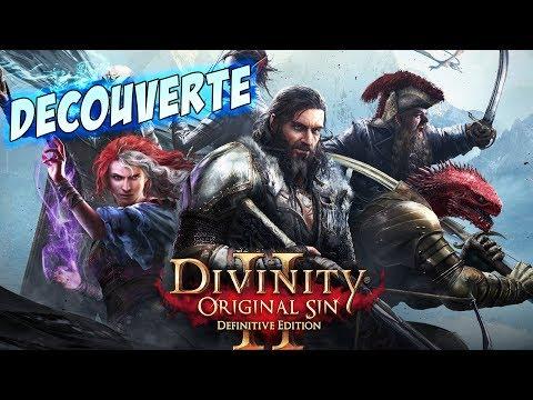 (Sponso) Découverte - Divinity Original Sin 2 Definitive edition