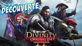 (Sponso) Découverte - Divinity Original Sin 2 Definitive Edition