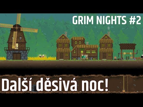 Hordy zombies útočí! Grim Nights #2