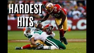 Hardest Football Hits Of All Time (Best on YouTube) Part 1    HD
