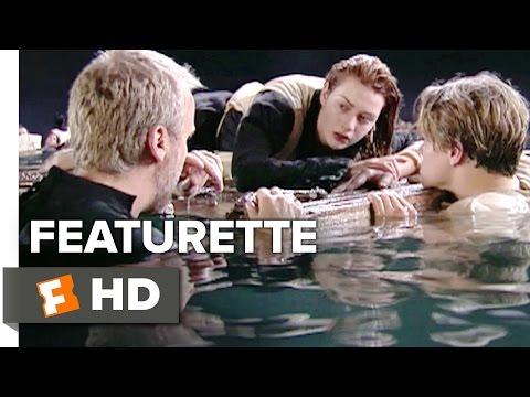 Titanic Featurette - Physical Shoot (1997) - Leonardo DiCaprio, Kate Winslet Movie HD
