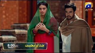 Khuda Aur Mohabbat Season 3 Ep 24 by Happilac Paints Review By Showbiz Glam #EP24 #KhudaAurMohabbat