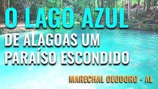 Lago Azul - Marechal Deodoro-AL