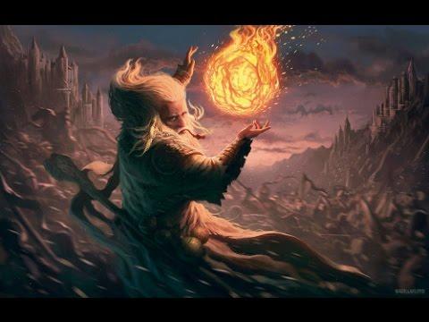 Conjuros y Decretos de Magia