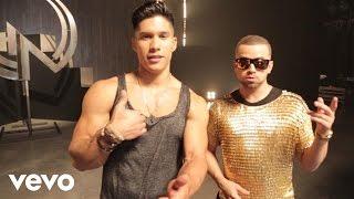 Chino & Nacho - Tú Me Quemas (Behind The Scenes) ft. Gente De Zona, Los Cadillacs