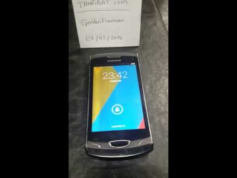 android pour samsung wave 2 gt-s8530