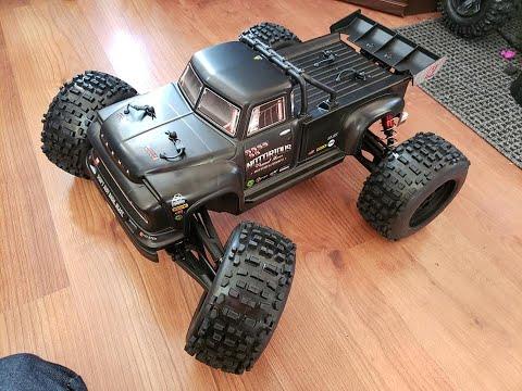 Fix Arrma Notorious 6S BLX New DSSERVO DS3225 25KG Metal Gear High Torque Waterproof Digital Servo