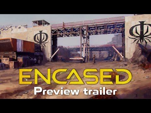 Preview Trailer de Encased