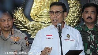 Wiranto Sebut Tidak Akan Ada Opsi Negosiasi Pemerintah dengan KKB