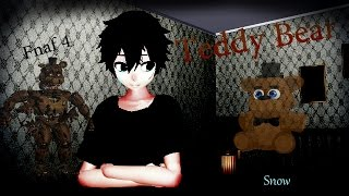 [ MMD x FNAF ]  Teddy Bear [ Fnaf 4 Kid ]