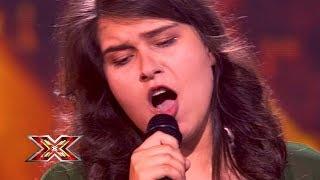 Нелля Даукаева. X Factor Kazakhstan. Сезон 7. Эпизод 8.