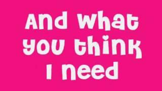 Hannah Montana- Don't wanna be torn FULL HQ CD RIP (lyrics on screen)