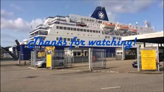 Mini cruise - Newcastle 2017 - DFDS SEAWAYS
