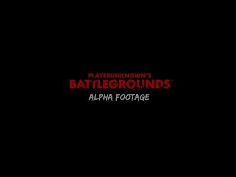 Alpha 2 Gameplay Footage