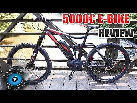 Sind 5000€ E-Bike ihr Geld Wert? Cube Stereo Hybrid Review/Test [Deutsch/German]