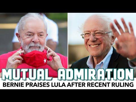 Bernie Praises Lula After Recent Ruling