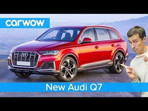 New Audi Q7 SUV 2020 - is it better than a BMW X5?