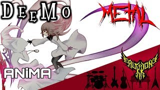 Deemo - ANiMA 【Intense Symphonic Metal Cover】