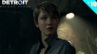 Detroit: Become Human - Ep 10 - Chez Zlatko - Let's Play FR HD