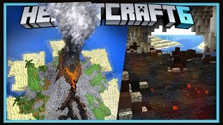 Hermitcraft Season 6: Starting The Volcano Storage Room! (Minecraft 1.13.1 survival  Ep.30)